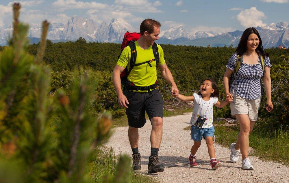 Vacanza in famiglia sul Renon: un'esperienza per tutte le generazioni