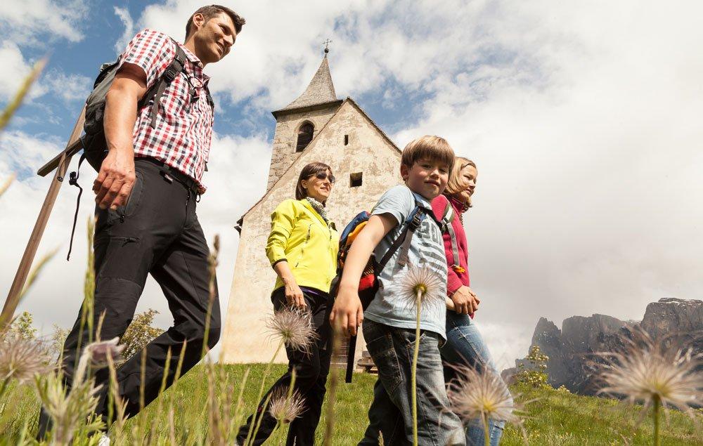 Escursionismo sul Renon: un'esperienza per tutta la famiglia