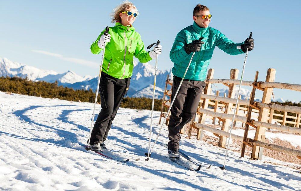Winterurlaub Ritten: ein Winterwunderland erleben