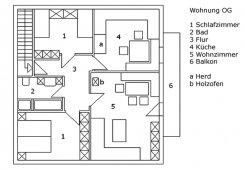 "Appartamento ""Himmelschlüssel"" 12"